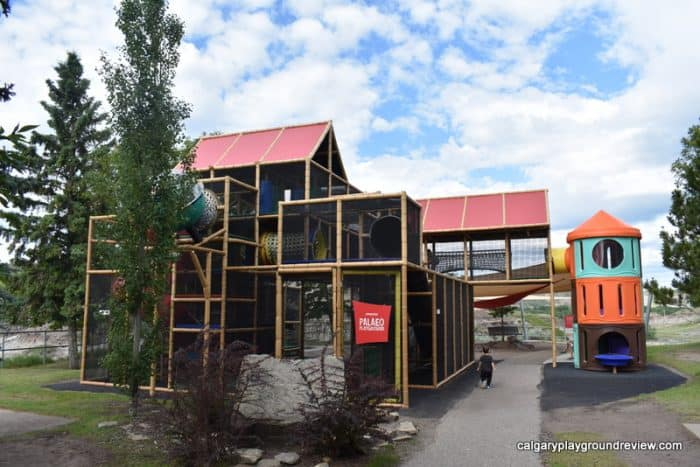 Paleo Playground - Royal Tyrrell Museum - Drumheller With Kids