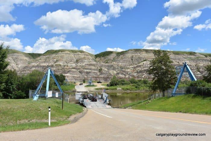 Dinosaur Trail/Bleriot Ferry
