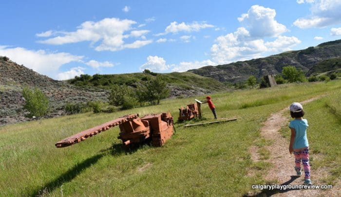 Mercury Mine Walking Trail - Midland Provincial Park