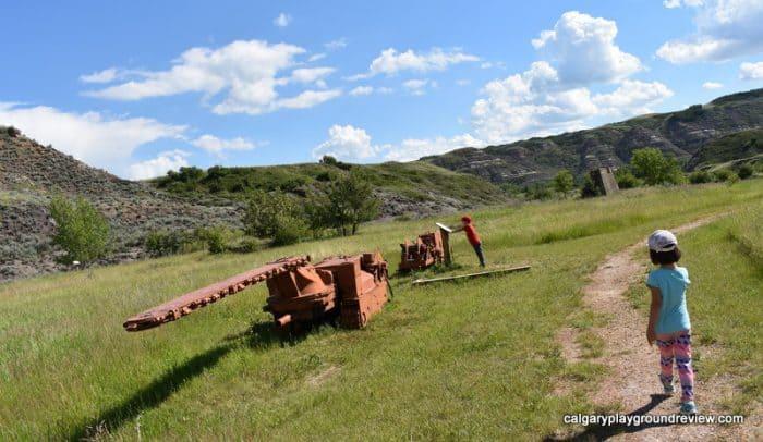 Mercury Mine Walking Trail - Midland Provincial Park