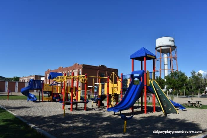 Drumheller Playground - Drumheller With Kids