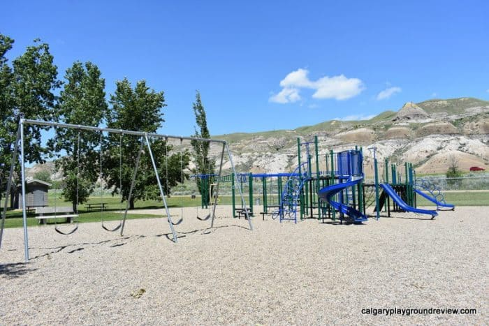 East Coulee Playground