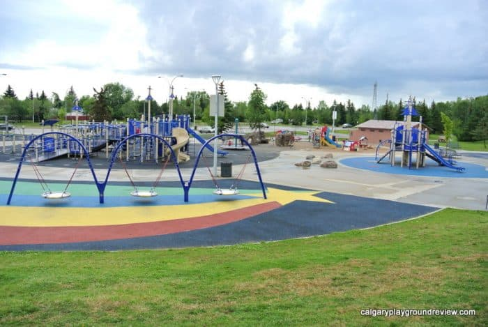 Castle Downs Playground - Edmonton, AB