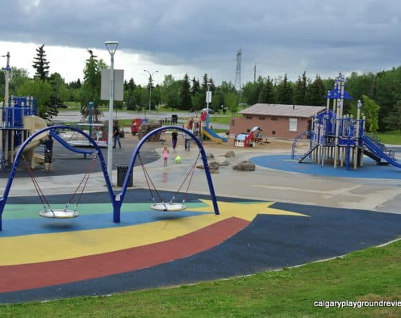 Castle Downs Playground – Edmonton, AB