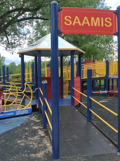 Strathcona Island Playground and Spray Park – Medicine Hat, AB