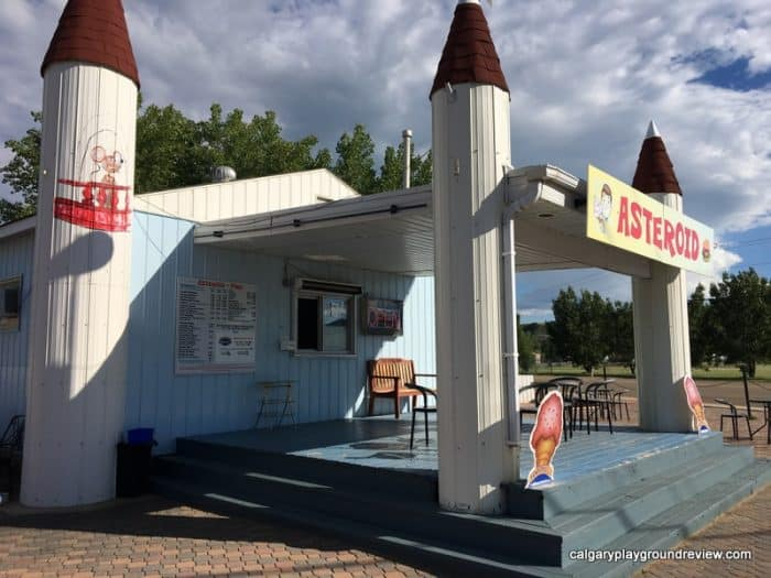 Asteroid Restaurant  - Rosedale, Alberta
