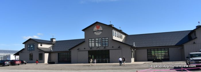 Granary Road Market Building