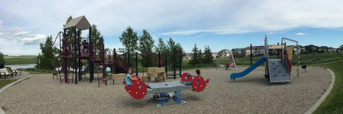 Sage Valley Playground pan
