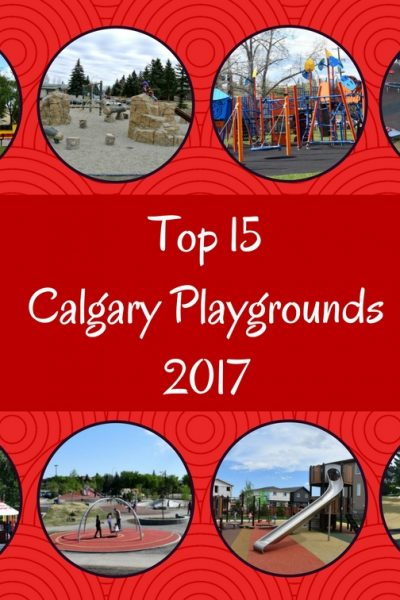 Calgary's top 15 playgrounds – 2017