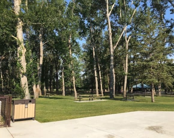 Calgary Parks and Playgrounds with Washrooms