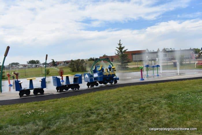 Penhold Spray Park