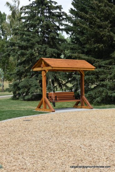 Confederation Park Natural Playground