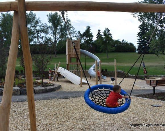 Confederation Park Natural Playground