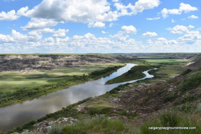 Orkney Viewpoint - Drumheller