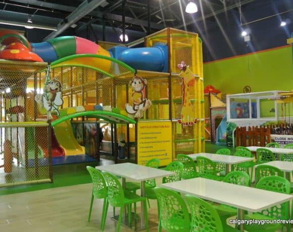 Krazy Monkey Indoor Playground