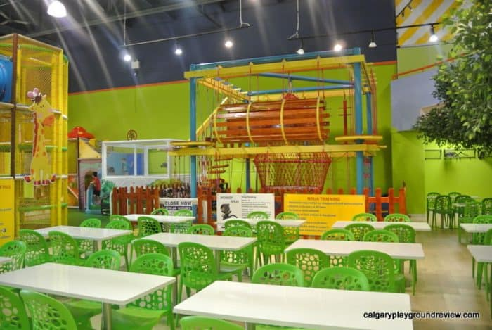 Krazy Monkey Indoor Playground