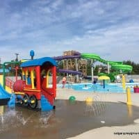 Abbey Centre Outdoor Aquatic Centre - Blackfalds, AB