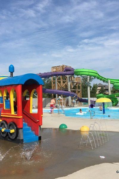 Abbey Centre Outdoor Aquatic Centre – Blackfalds, AB