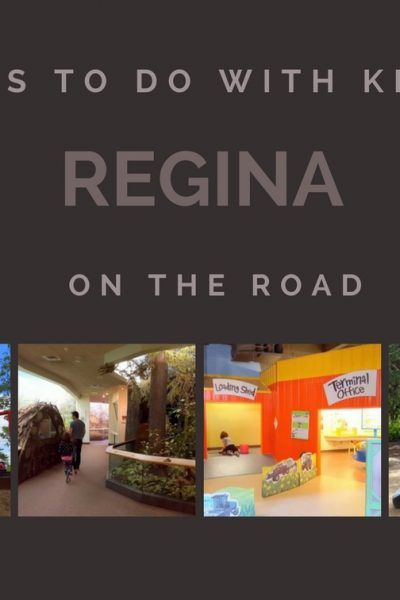 Things to do with Kids in Regina