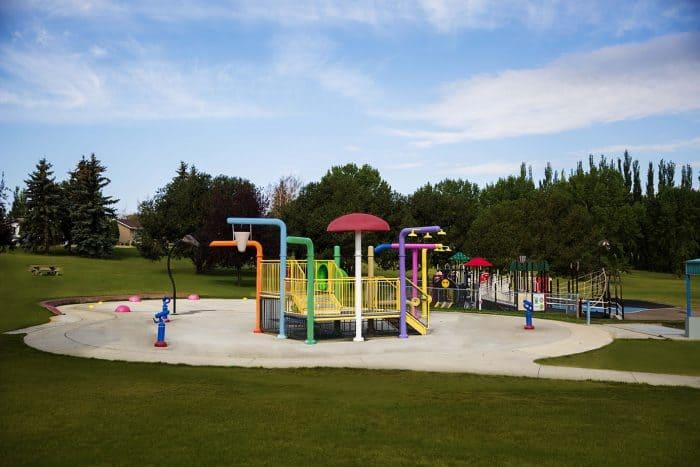 Brooks Spray Park
