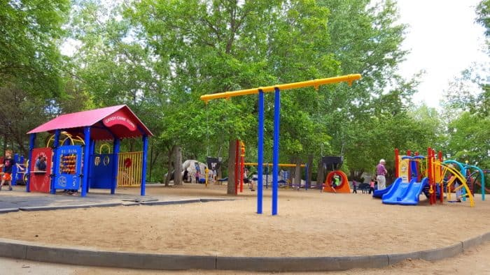 Candy Cane Park