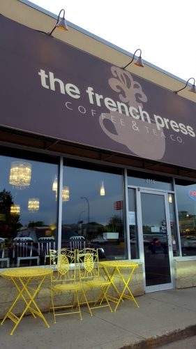 French Press Regina