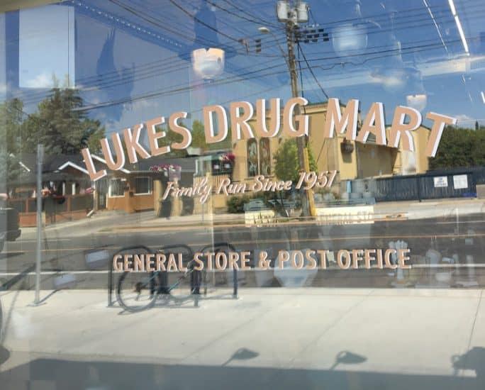 Lukes Drug Mart Soft Serve