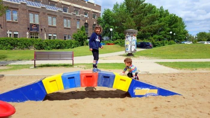 Saskatchewan Science Centre Playground