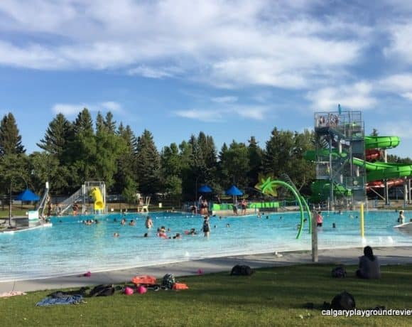 Henderson Outdoor Pool - Lethbridge