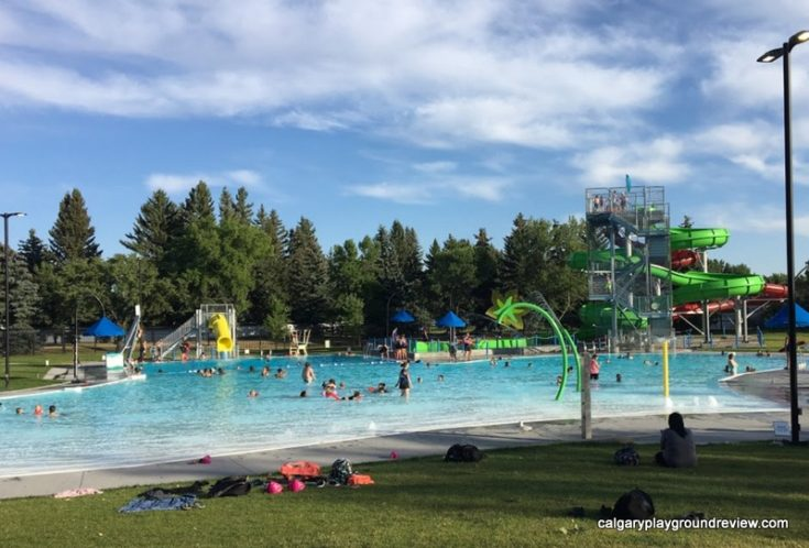Awesome Outdoor Swimming Pools In Southern and Central Alberta