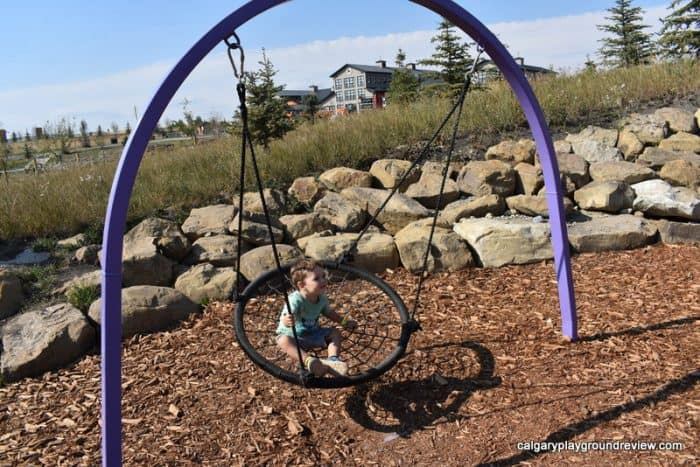 web saucer swing