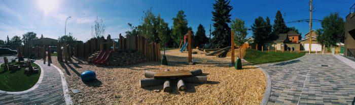 Mills Park Playground