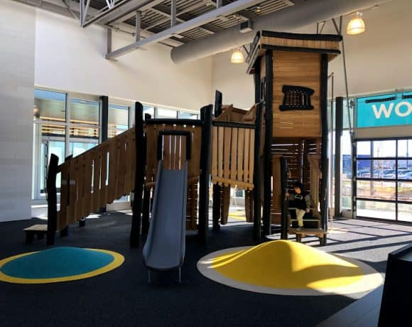Deerfoot City – The Lodge Play Area
