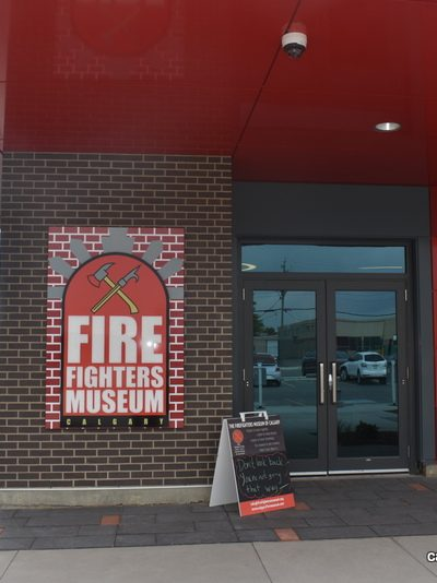 Firefighters Museum of Calgary