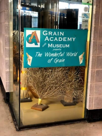 Grain Academy and Museum entrance