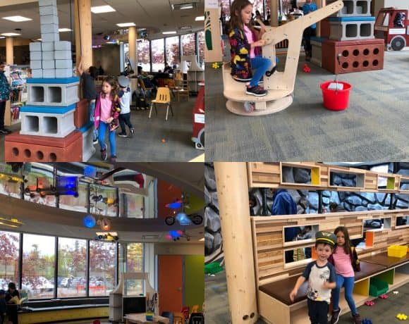 Calgary Public Library's Early Learning Centres