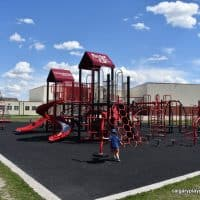 Christ the King School Playground