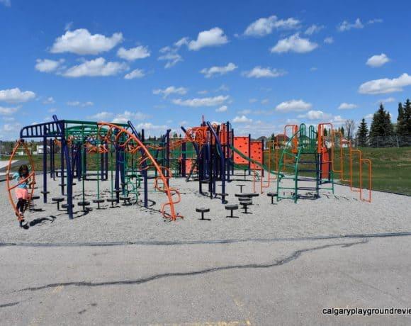 Cranston School Playground