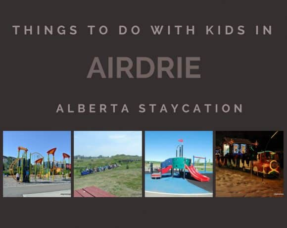 Things to do with kids in Airdrie