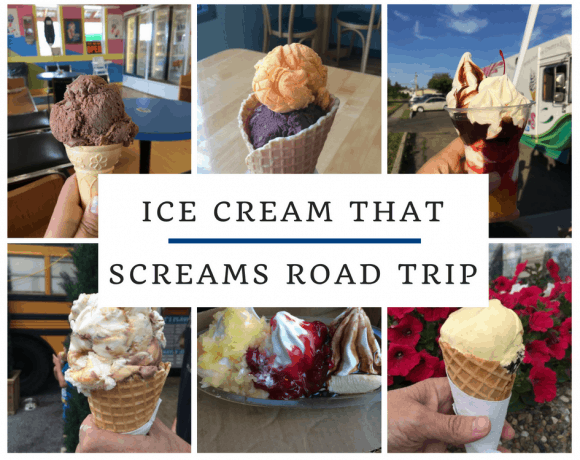 Ice Cream Shops That Scream Road Trip – Ice Cream Near Calgary