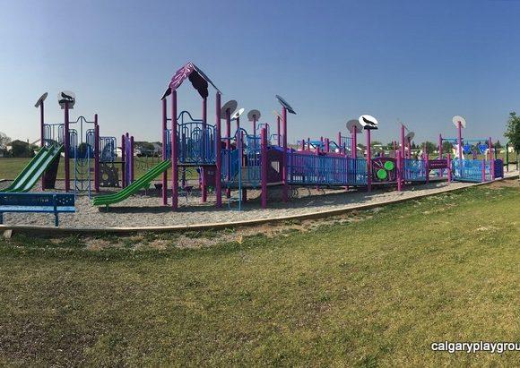 Erin Woods School Playground