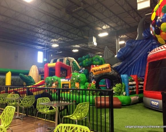 Big Fun Play Centre – Review