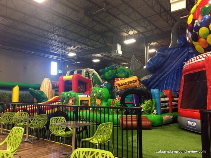 Big Fun Play Centre - Calgary indoor playgrounds