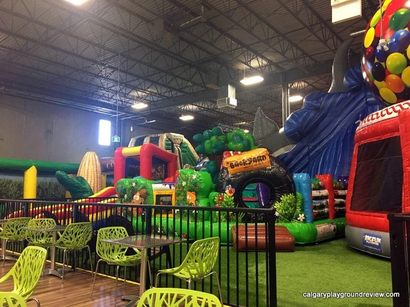 calgary big fun play centre