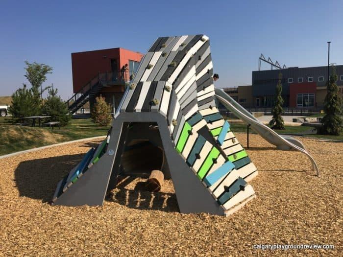 Ralph Klein Park Playground - Calgary's best playgrounds 2019