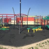 Saddle Ridge School Playground