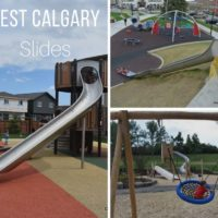 Best slides in Calgary