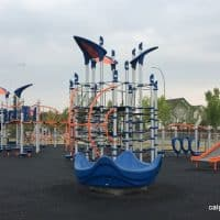 Eric Harvie School Playground