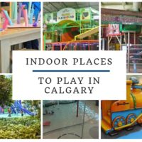 Indoor Places to Play in Calgary