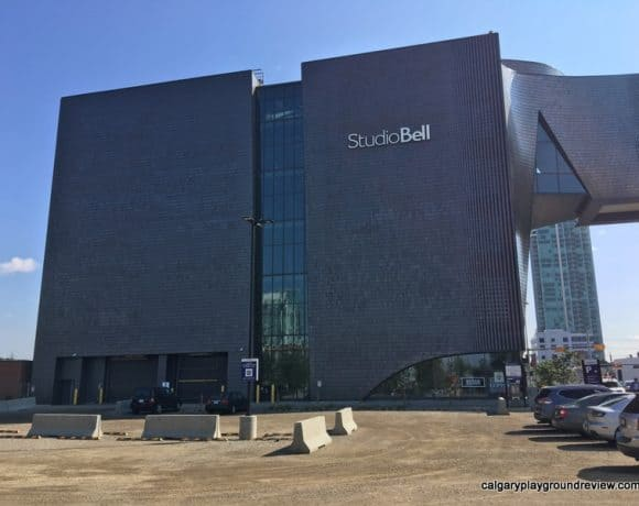 Studio Bell – Canada's National Music Centre's Museum